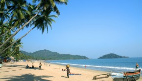 Palolem Beach, India
