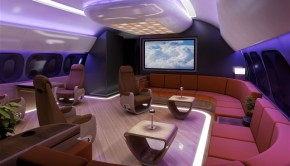 Boeing Business Jet - 787 Interior Concept