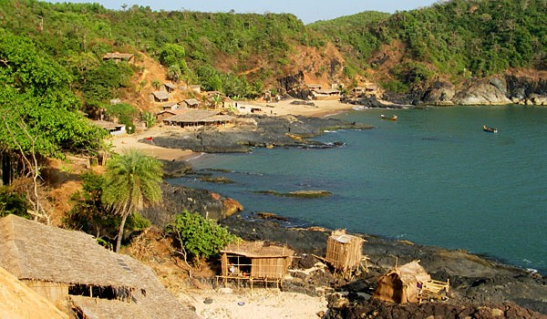 gokarna-beach-huts-india